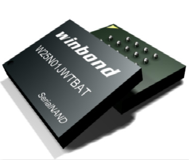 Winbond becomes the world's largest supplier of Nor Flash?